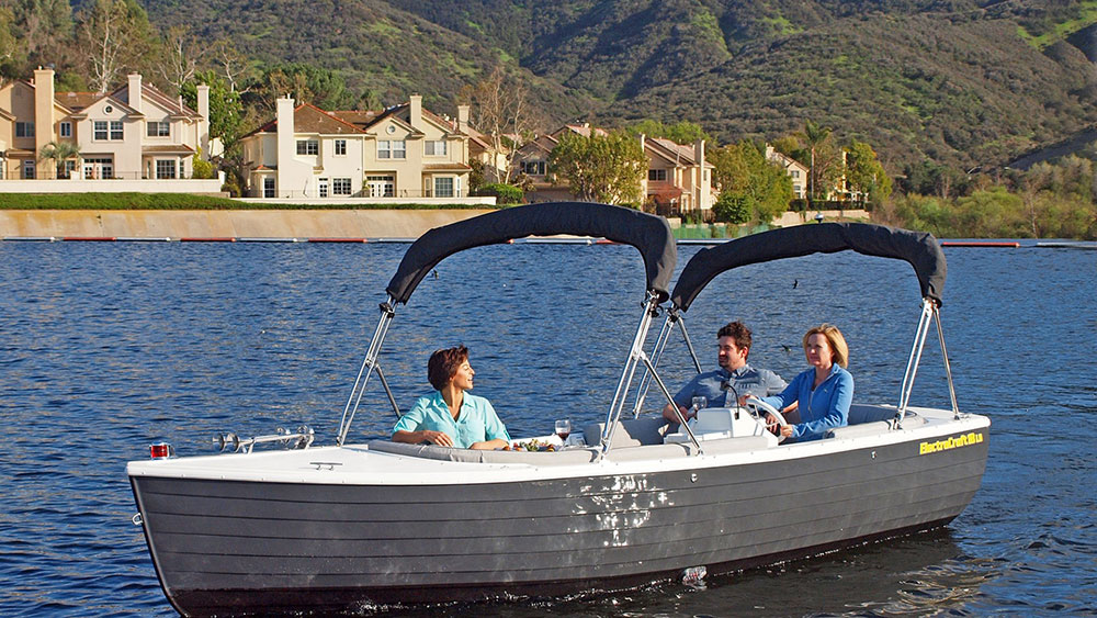 8 Electric Boat Options