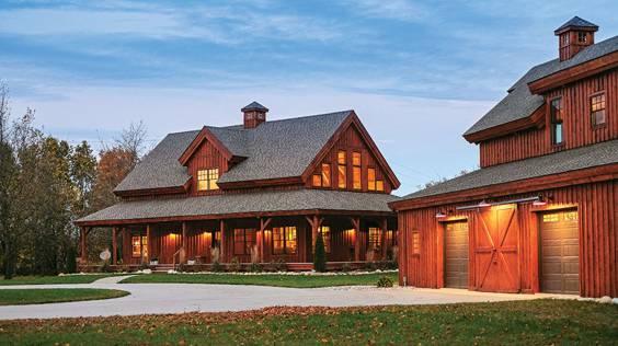 The Classic American Farmhouse