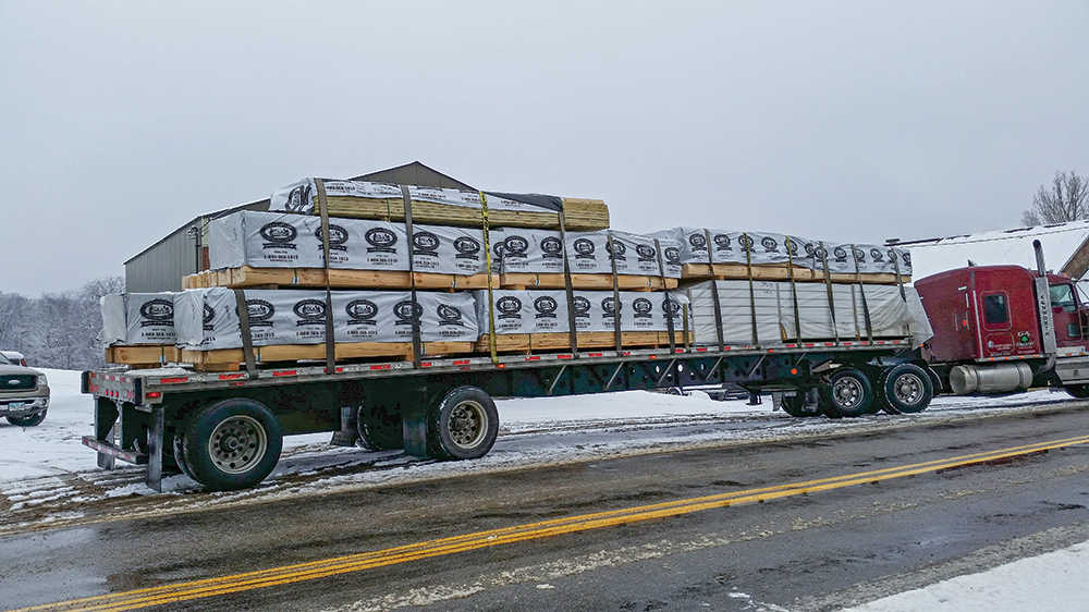 The Logs Have Arrived!