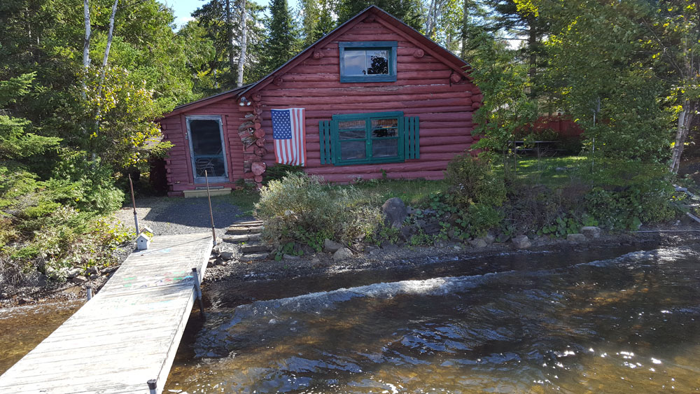 Why The North Woods Cabin Overlooking a Lake Is Special