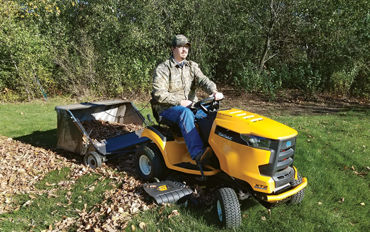 Why Buy a Lawn Tractor for the Cabin