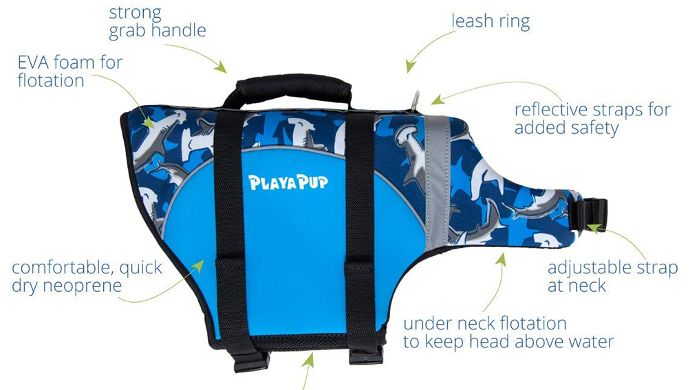 playapup life jacket