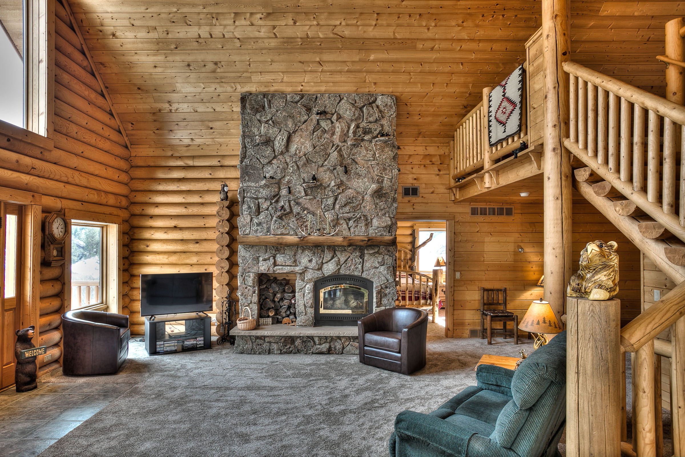 long of view vista rental doorstep the house perfect secluded s cabin estes rentals home at vacation park family cabins