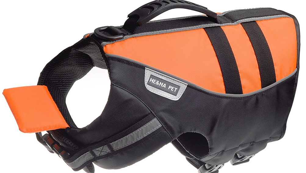 he&ha pet life jacket