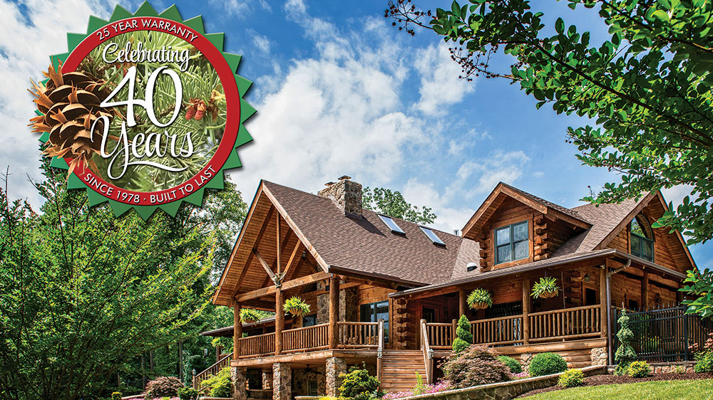 Appalachian Log Structures Celebrates 40-Year Anniversary