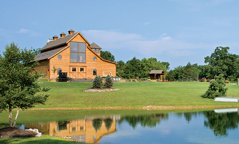 The Arkansas Barn You Have to See to Believe