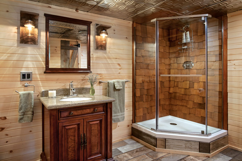 log home bathrooms ideas log home bathrooms ideas e