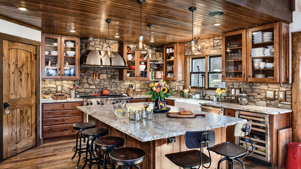 Take a Few Tips From This Pretty-But-Practical Kitchen