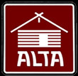 Alta Log Homes logo