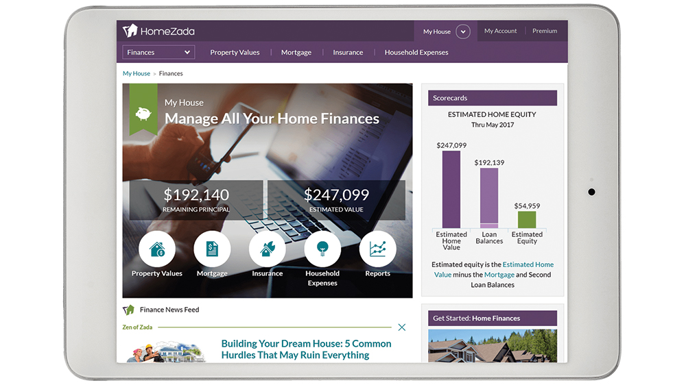 HomeZada: The 21st Century To-Do List