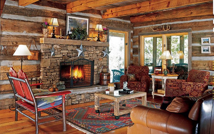 Are Log Cabins Energy Efficient