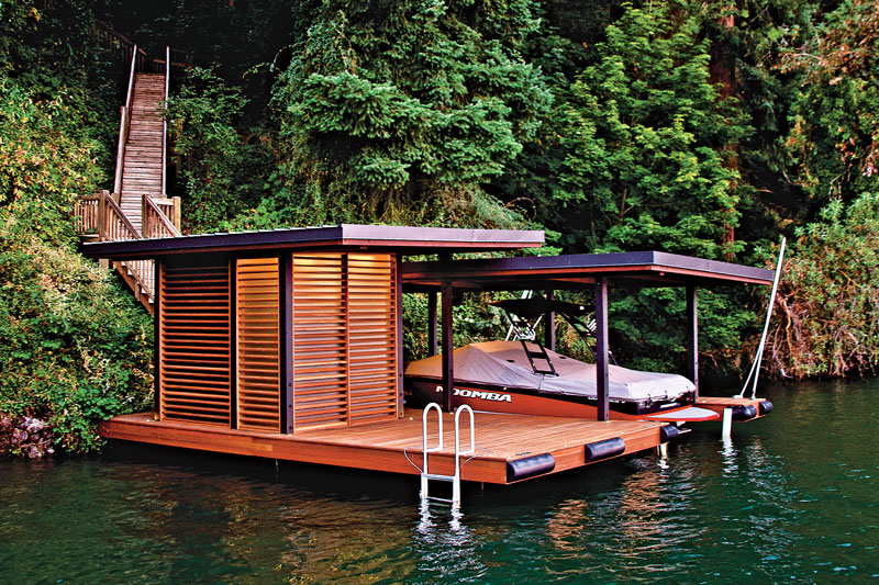 Must-Have Tips for Building a Log Home on the Water