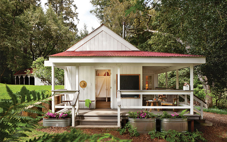 Check Out This Adorable California Farmhouse