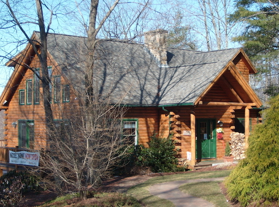 Log Homes by C.M. Allaire & Sons