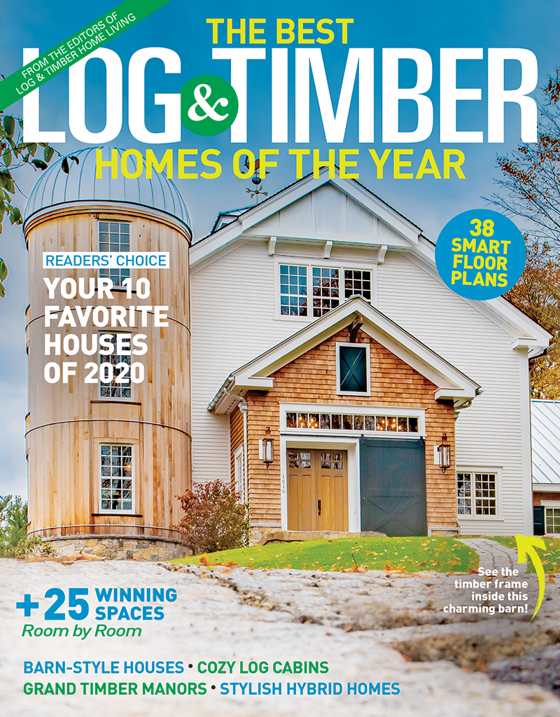 Best Log & Timber Floor Plans 2020
