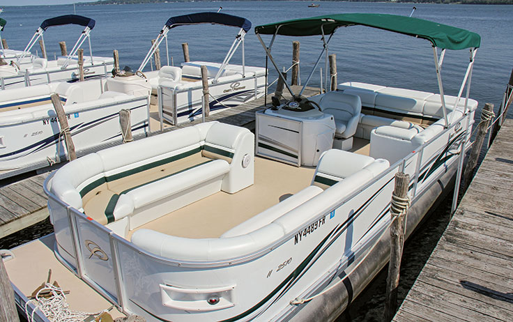 Pontoon Makeover: How to Update a Pontoon Boat on