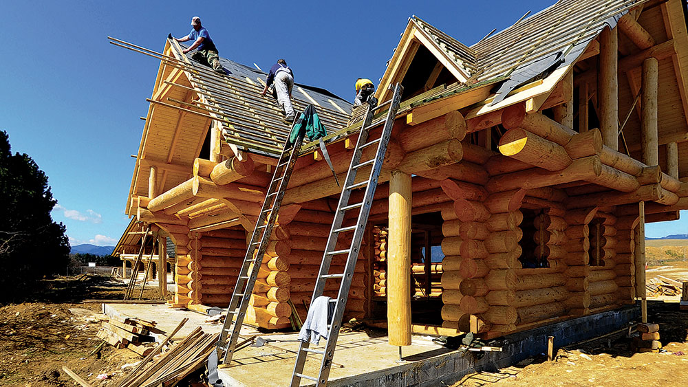 Your Step-by-Step Guide to Log Home Construction