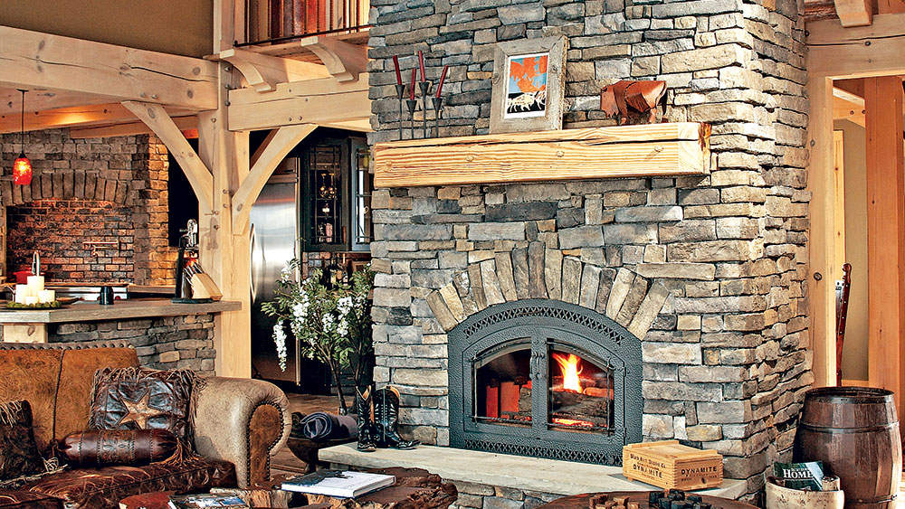 Why a Wood-Burning Fireplace is Worth the Investment