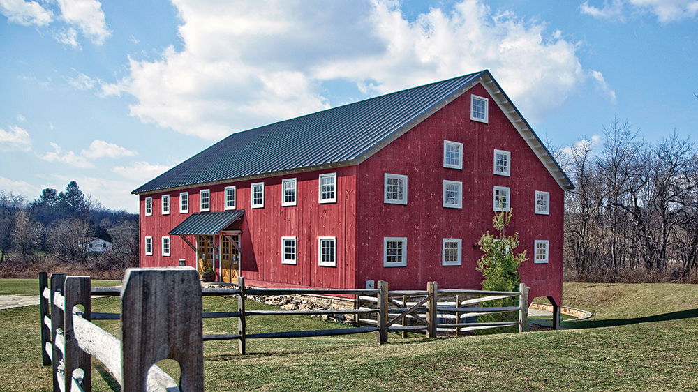 Your Guide to Designing a Timber Frame Barn Home