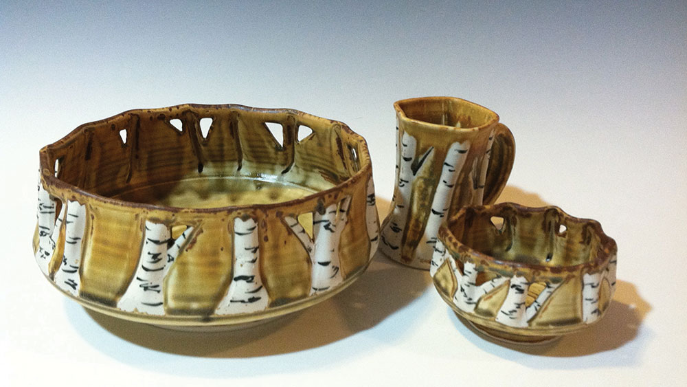 Artist Spotlight: Falconfire Pottery