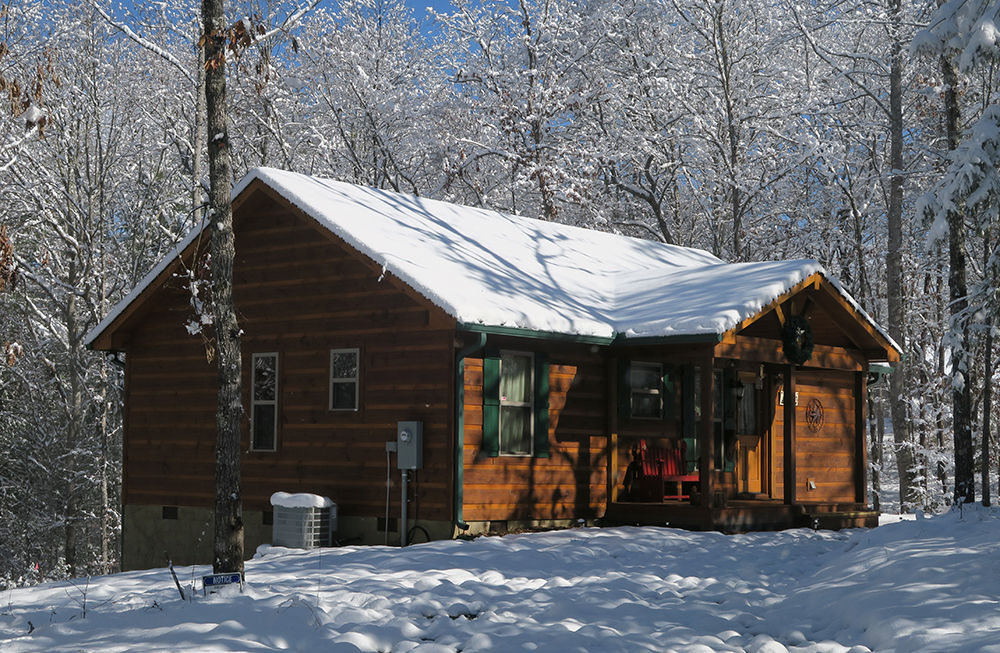 The Well-Earned Cabin in Northern Georgia