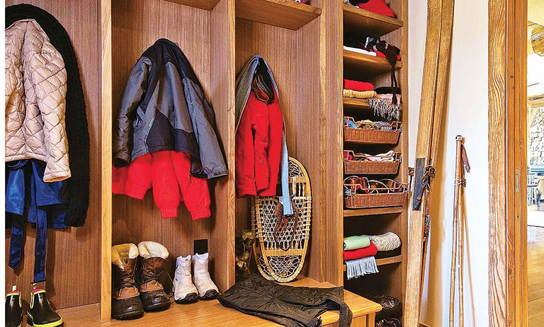 7 Smart Storage Options for Your Log Home