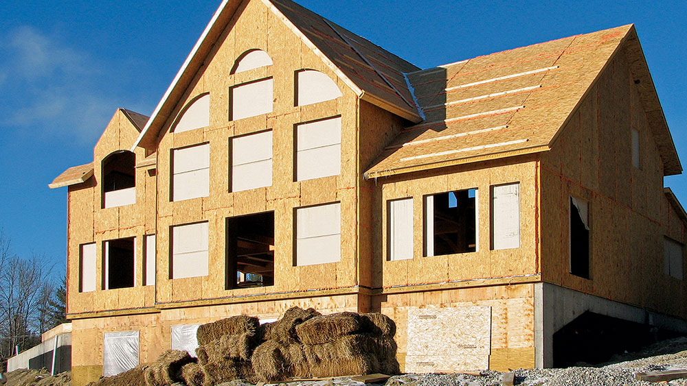 Why Build a Timber Frame Home?
