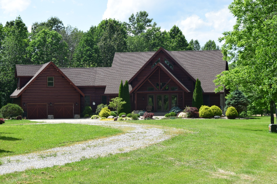 Log Home Companies Products Amp Real Estate