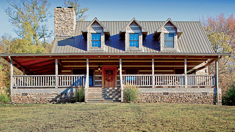 35 Reasons You Need a Log Home