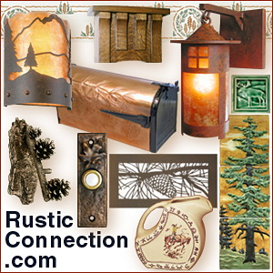 Rustic Homes Connection