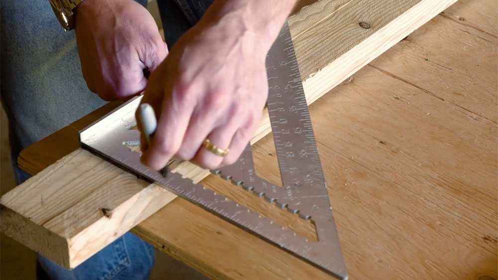 Framing Squares + Your Log Home: Why This Simple Tool Is a Construction Site Game-Changer