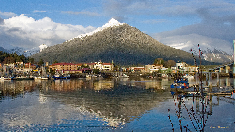 Why Sitka, Alaska is the Perfect Place to Build a Seaside Cabin