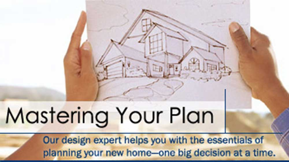 Mastering Your Log Home Plan