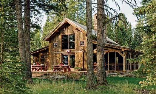 Restored Timber Barn