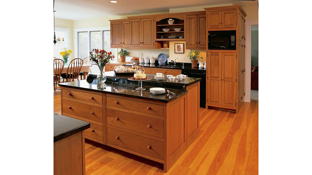 in frame kitchen cabinets 10 timber frame kitchen cabinet styles 4647