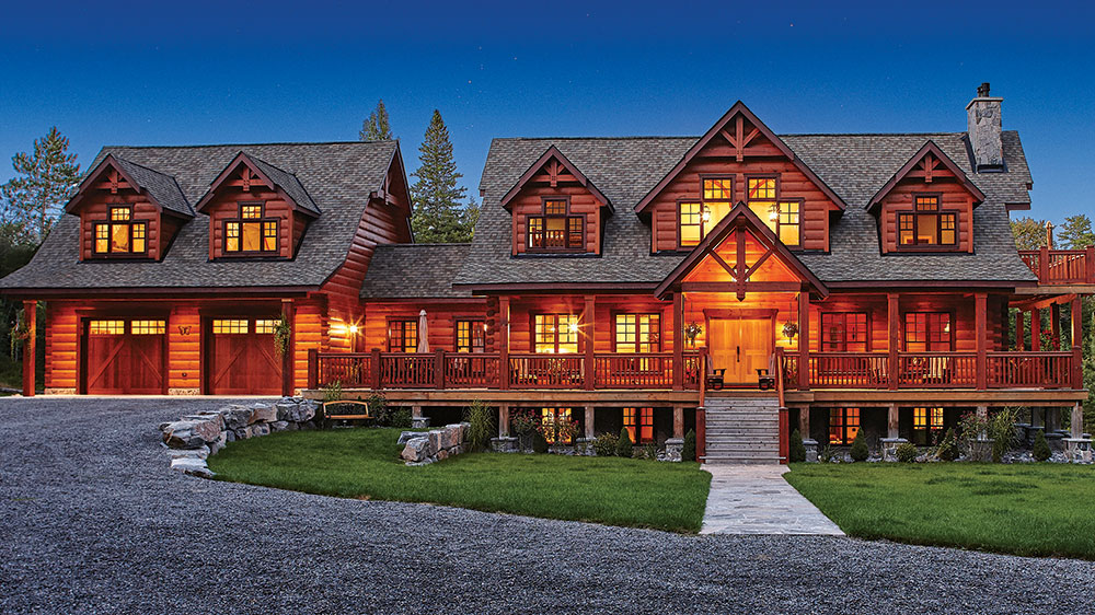 The Log and Timber Homes Council Celebrates 7th Annual Log Homes Month