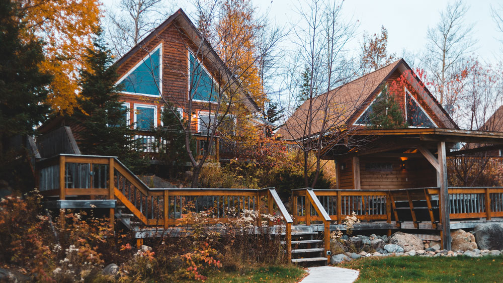 How to Choose a Log Cabin Kit