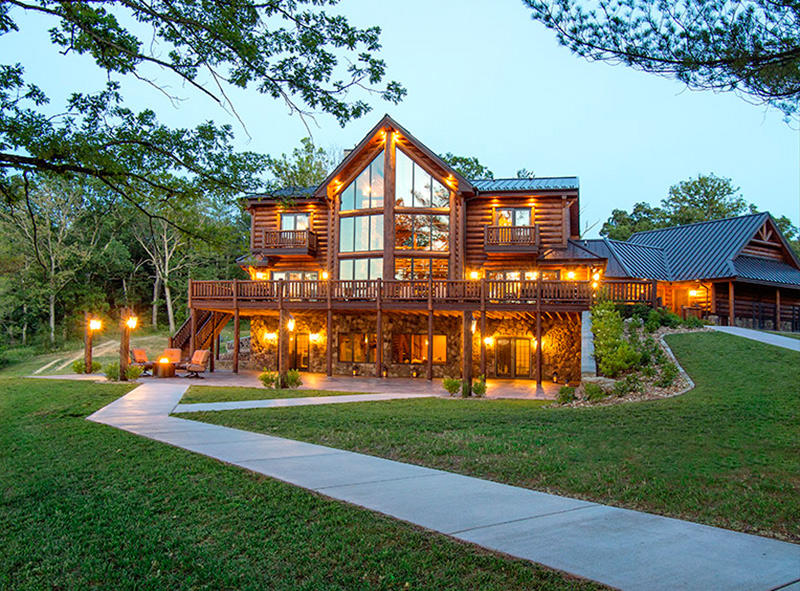 Company of the Week: Wisconsin Log Homes