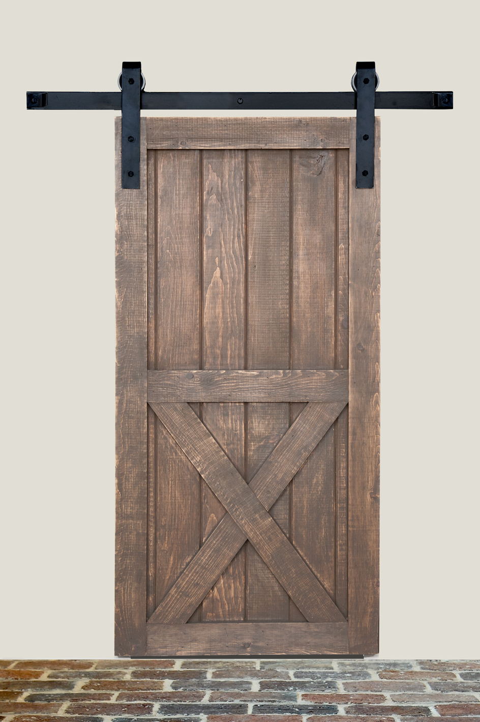Acorn manufacturing for The barn door company