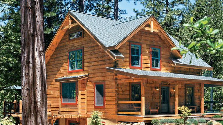 Different Types Of Cabins