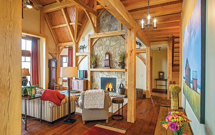 What S The Difference Between A Log Cabin And A Timber Cabin