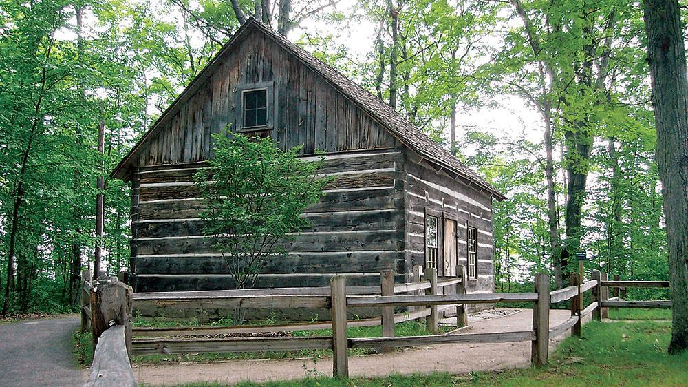 Log Cabin Day (Last Sunday of June)