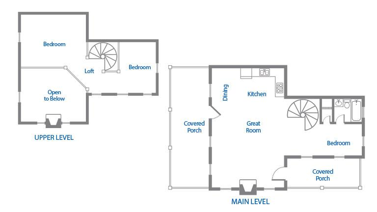 Tips For Small Timber Frame Floor Plans
