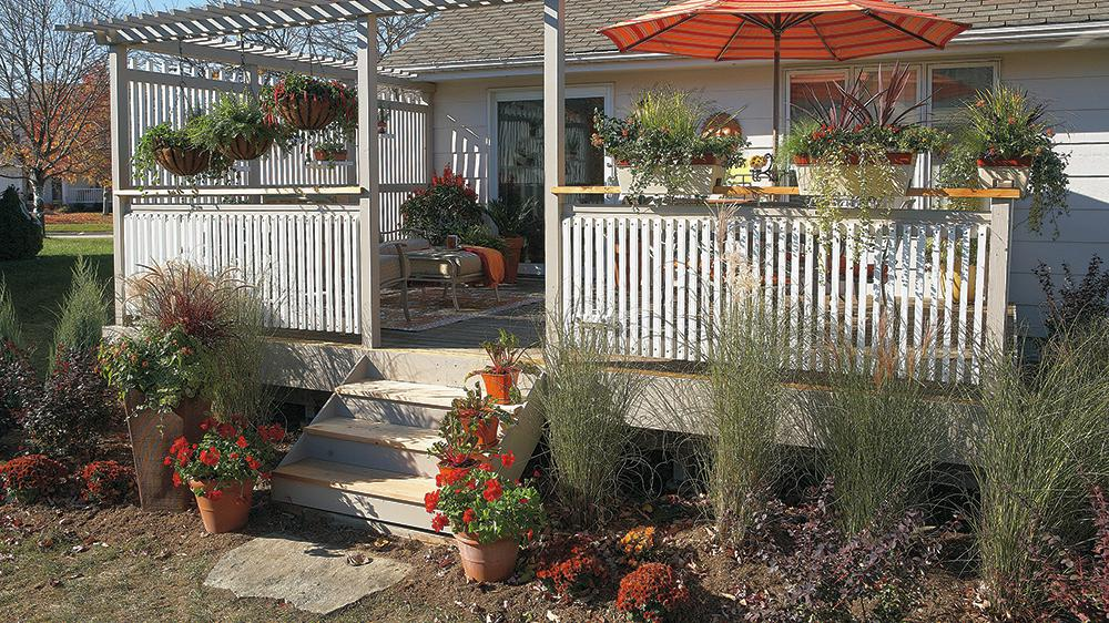 6 Steps To Building A Flower Bed