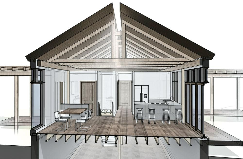 How to Downsize into a Timber Frame