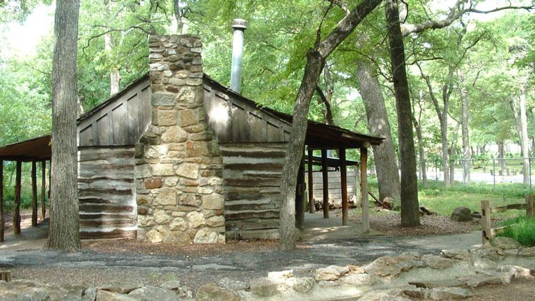 5 Haunted Log Cabins