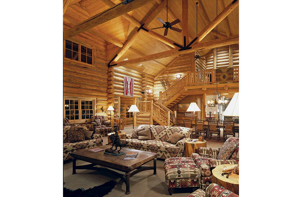 Nearly Every Log Home Floor Plan You See Nowadays Labels An Open Central  Space As U201cgreat Room.u201d Great Rooms Have Become So Much A Signature Feature  Of ...