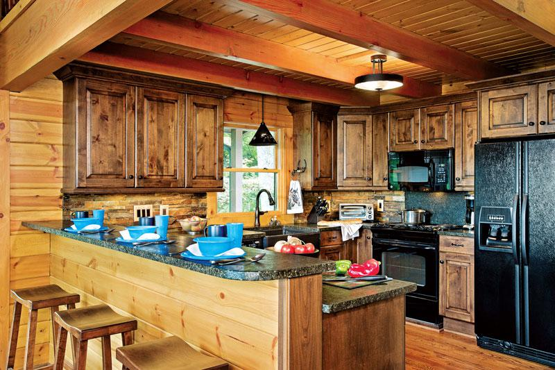 Storage Ideas For Small Log Cabins