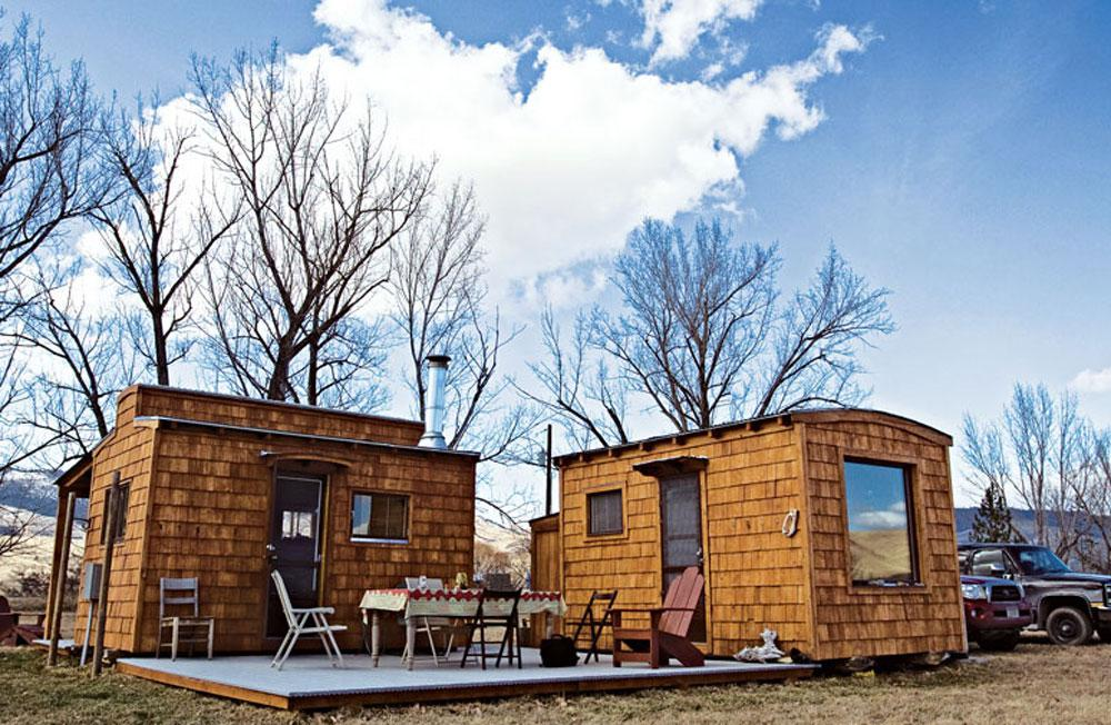 The Tiny House Movement Cabin Edition