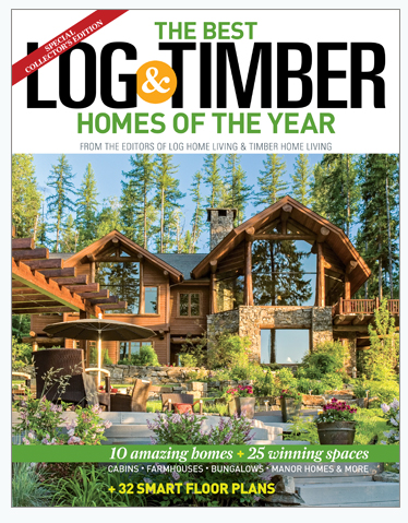 Beau The Best Log U0026 Timber Homes Of The Year